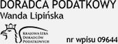 LIWAN Biuro Rachunkowe Wanda Lipińska